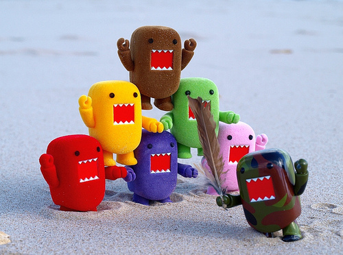 Cute Domo Wallpaper - Wallpapers Browse