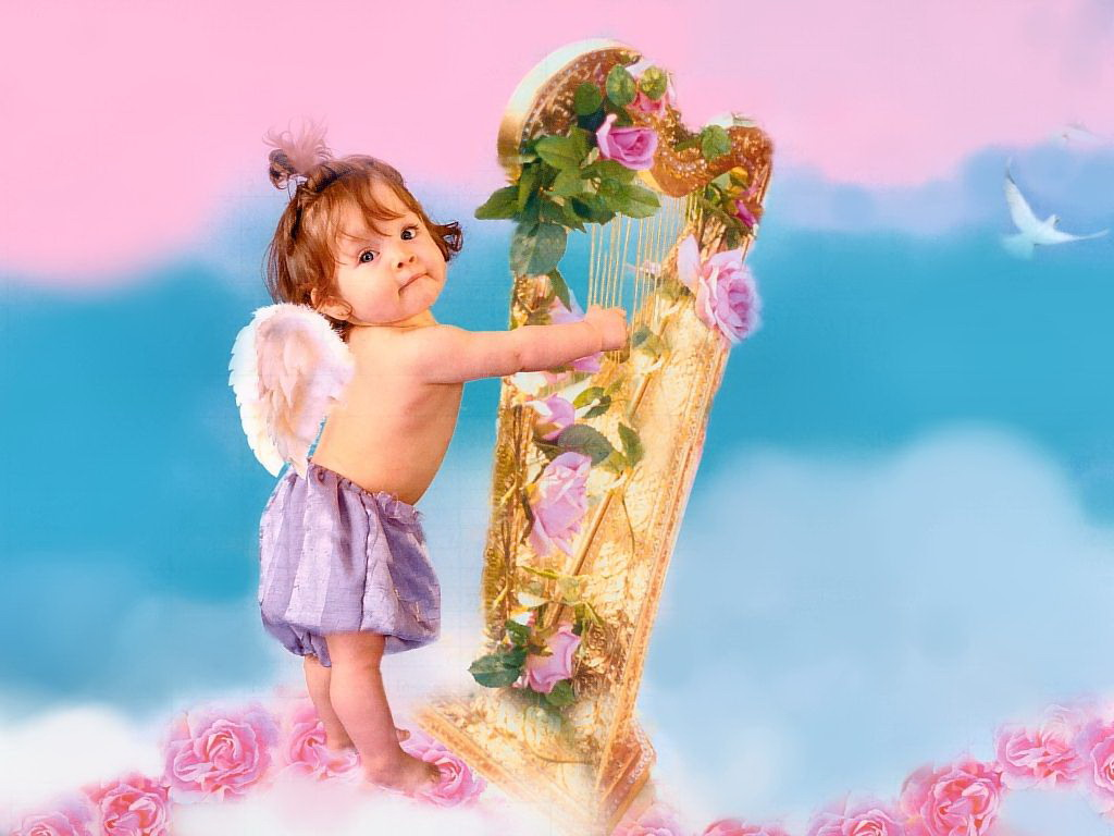 Fairy Cute Babies Wallpapers, 43 Fairy Cute Babies HD Wallpapers
