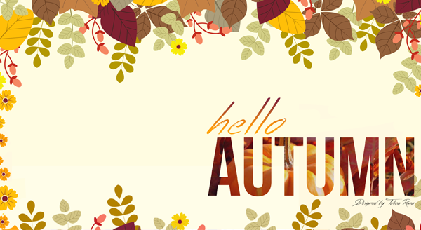 Cute Fall Desktop Wallpaper