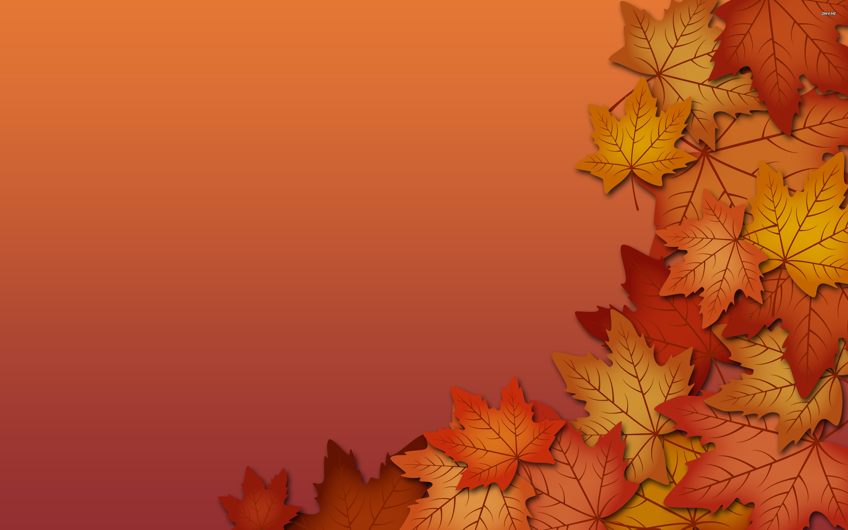 Cute fall desktop clipart - ClipartFest