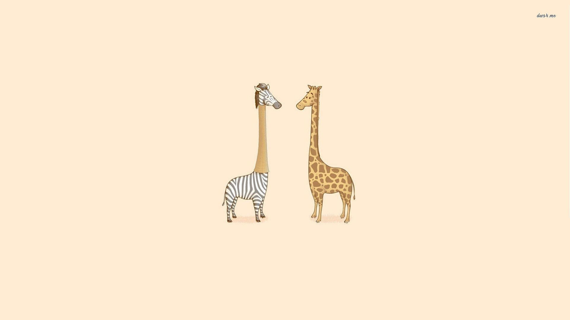 Cute Giraffe Wallpapers 1080p - Excitelt com