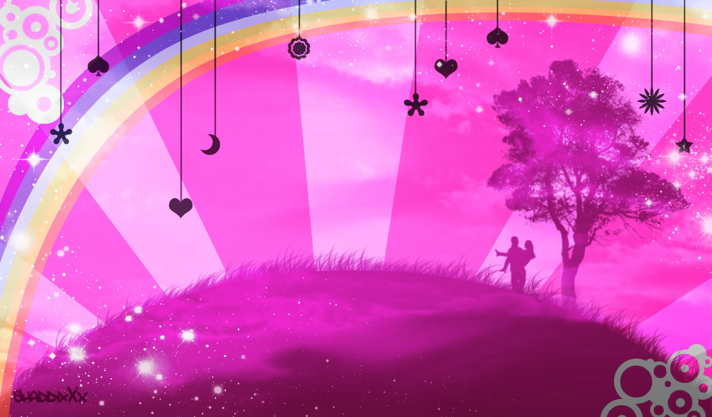 girly powerpoint backgrounds