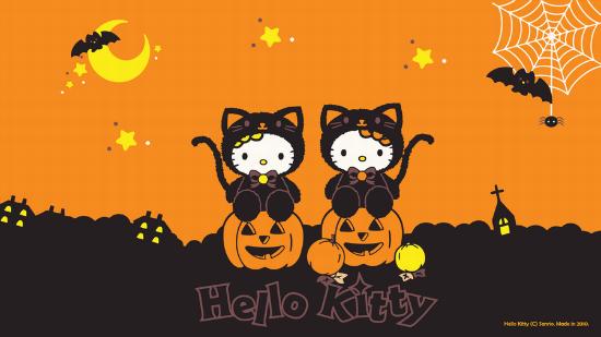 Cute Halloween Wallpapers, Best Cute Halloween Wallpapers, Wide 4K
