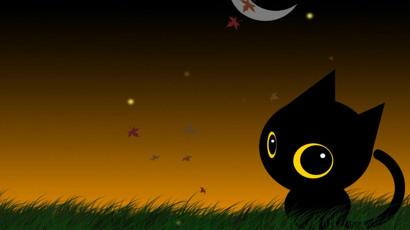 Cute Halloween Wallpaper Backgrounds - WallpaperSafari