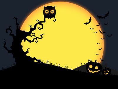 Cute Halloween Wallpapers, Best Cute Halloween Wallpapers, Wide 4K