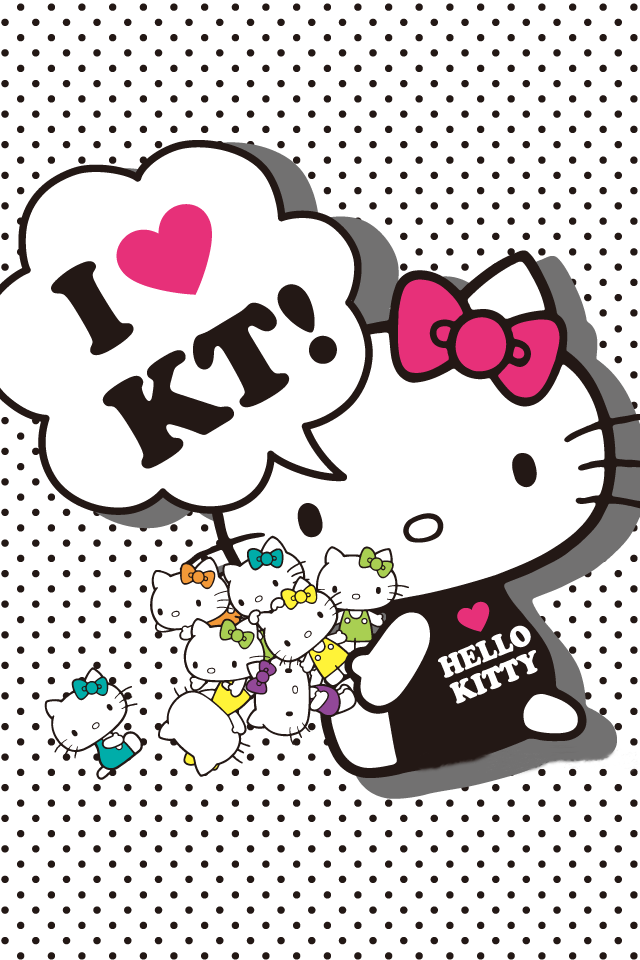 Hello Kitty Phone Wallpapers