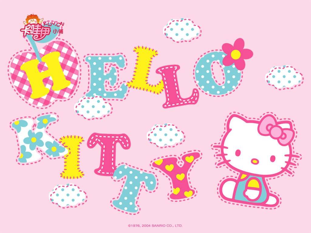 Cute Hello Kitty Backgrounds SF Wallpaper