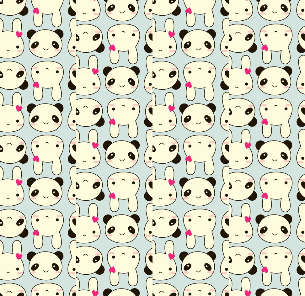 Cute Kawaii Wallpapers - WallpaperSafari