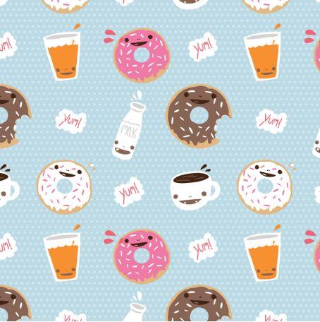 Super Cute Kawaii!! | Cute Magic | Pinterest | Donuts, Tumblr