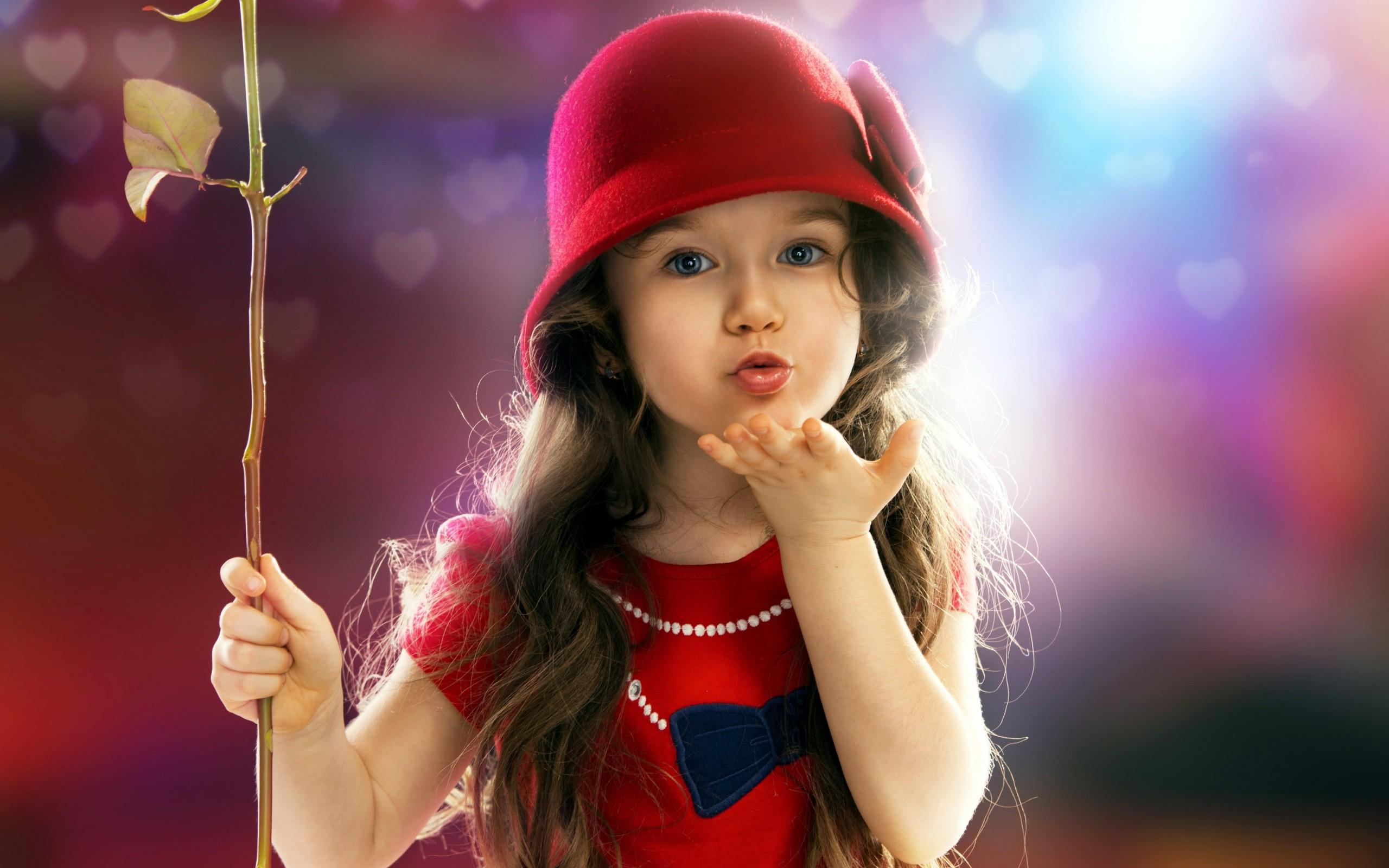 cute little girls wallpapers - sf wallpaper