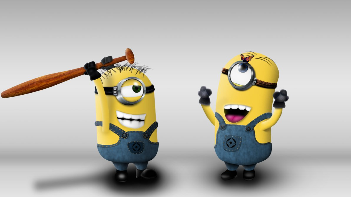 cute minion wallpaper - sf wallpaper