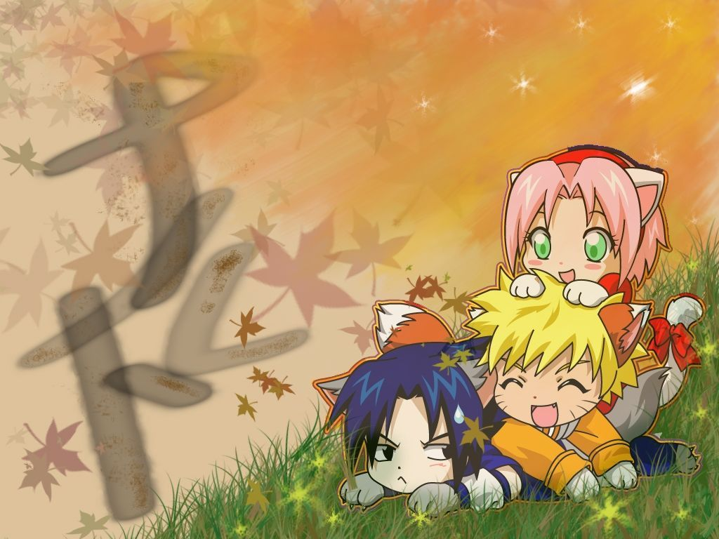 Naruto Cute Wallpapers - Wallpaper Cave