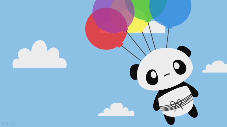 Cute Panda Wallpapers Desktop - WallpaperSafari