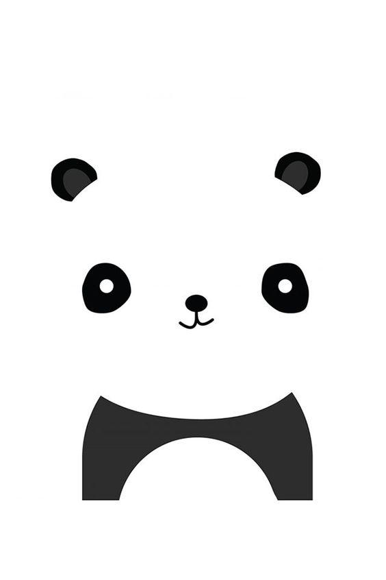 Panda Wallpaper | Cute iPhone Wallpapers | Pinterest | Wallpapers