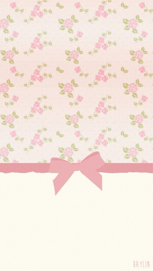 Cute Pink Wallpaper For Iphone Babangrichie Org
