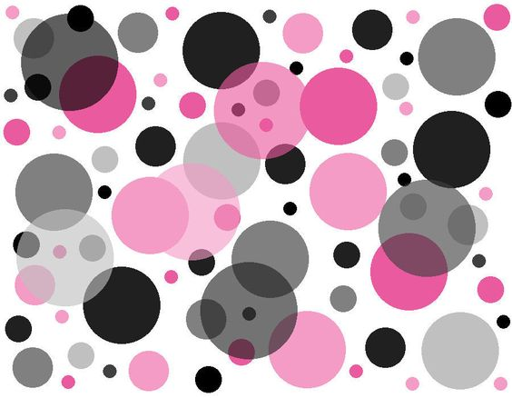 Brown And Pink Backgrounds Cute |     everytime polka dots pink