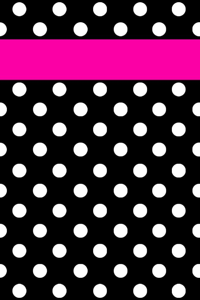 Collection of Black Polka Dot Wallpaper on HDWallpapers