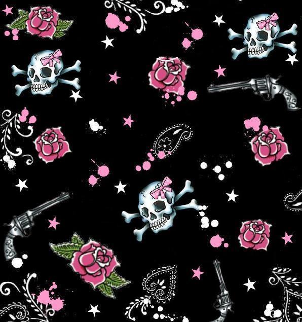 Cute Skull Wallpaper, Skull Image Galleries, 48+ | NMgnCP PC Gallery
