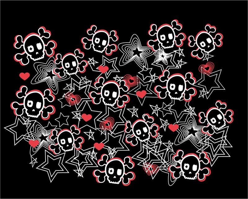 cute skull wallpaper - Pesquisa Google | skulls | Pinterest