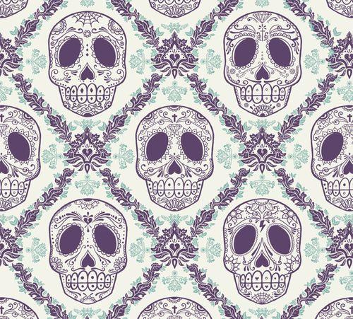 1000+ ideas about Sugar Skull Wallpaper on Pinterest | Skull