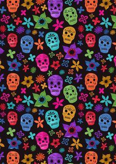 Cute Skulls Wallpaper Page 1