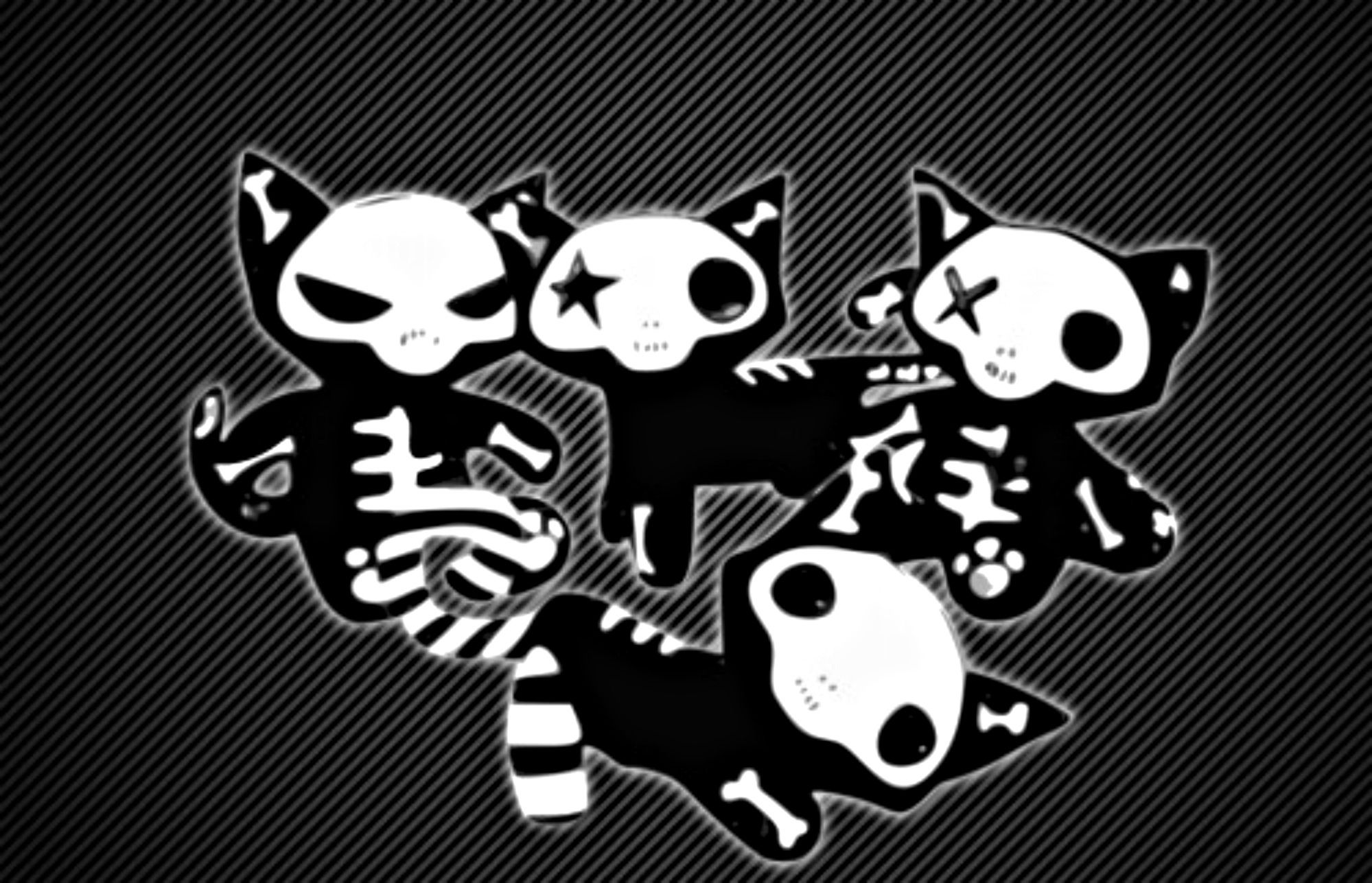 Cute Skull Wallpapers - Wallpaper Cave