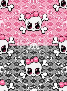 Collection of Cute Skulls Wallpaper on HDWallpapers