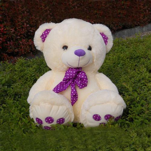 Cute Teddy Bear, my little daughter love her!