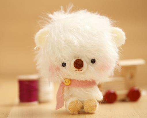 The Cutest Teddy Bears Ever « Crafts « Zoom Yummy – Crochet, Food