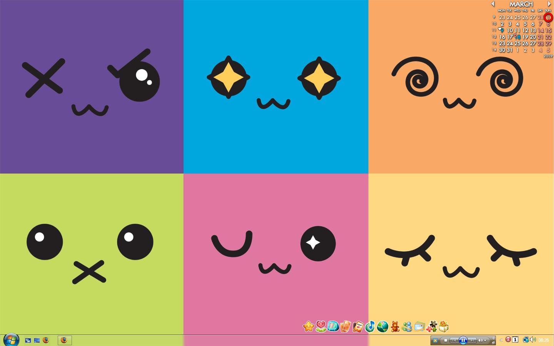 Desktop Backgrounds Cute - Wallpaper Cave