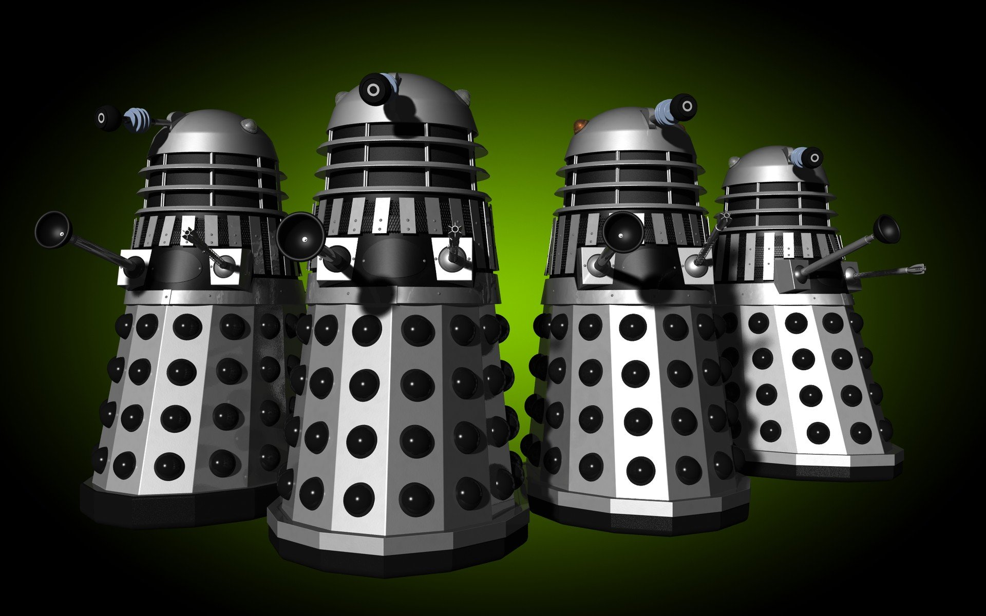 Dalek - Doctor Who Wallpaper