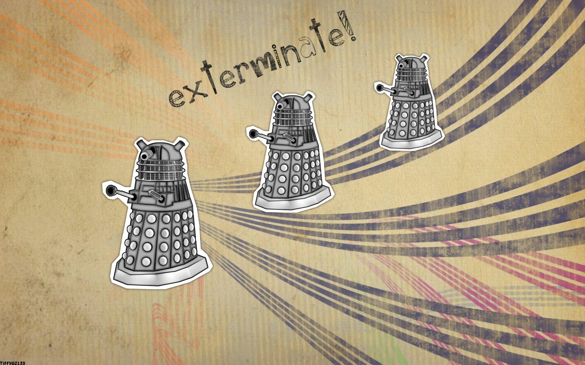 Doctor Who Wallpaper Dalek Wallpaper