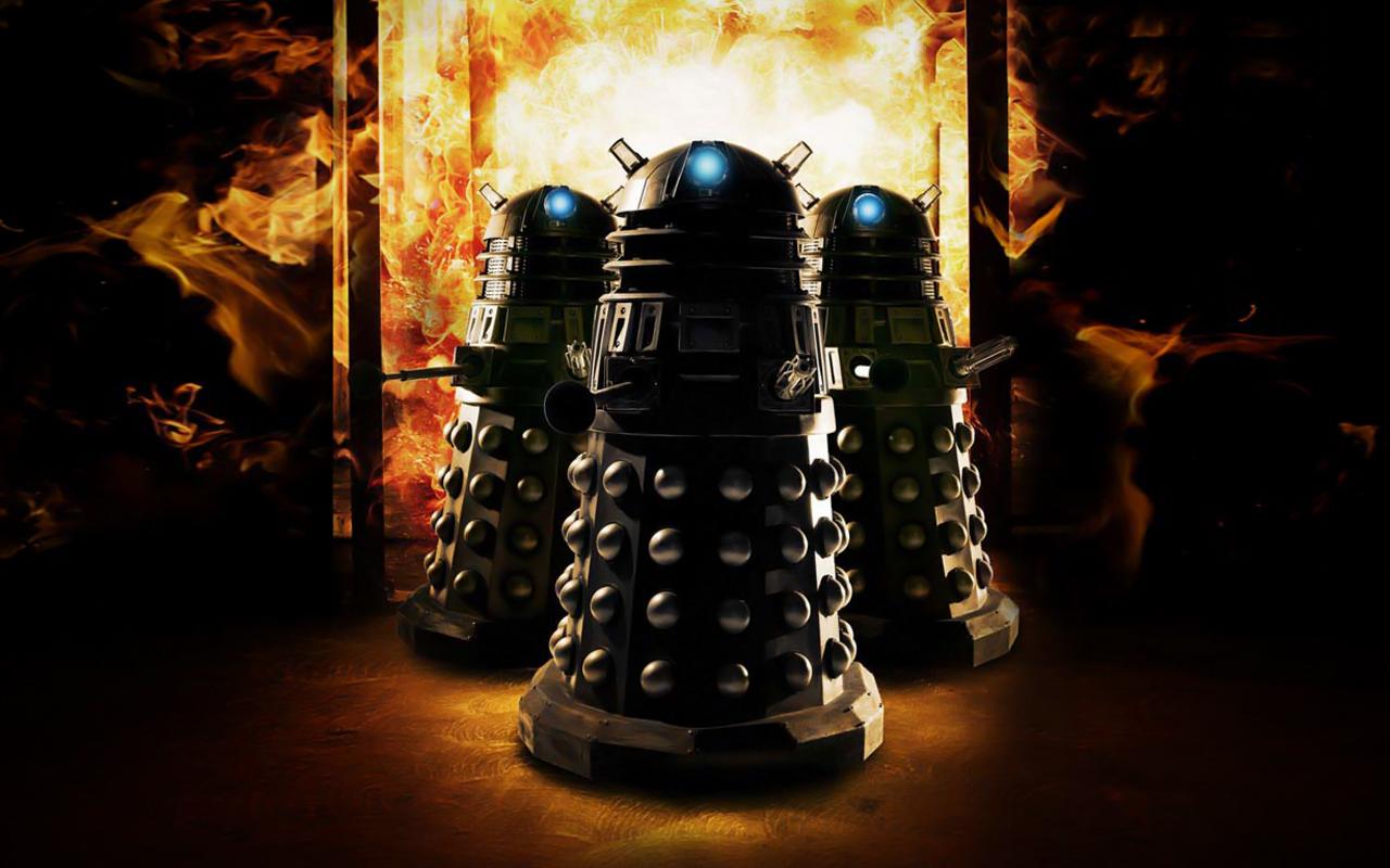 Dalek Wallpapers - WallpaperSafari