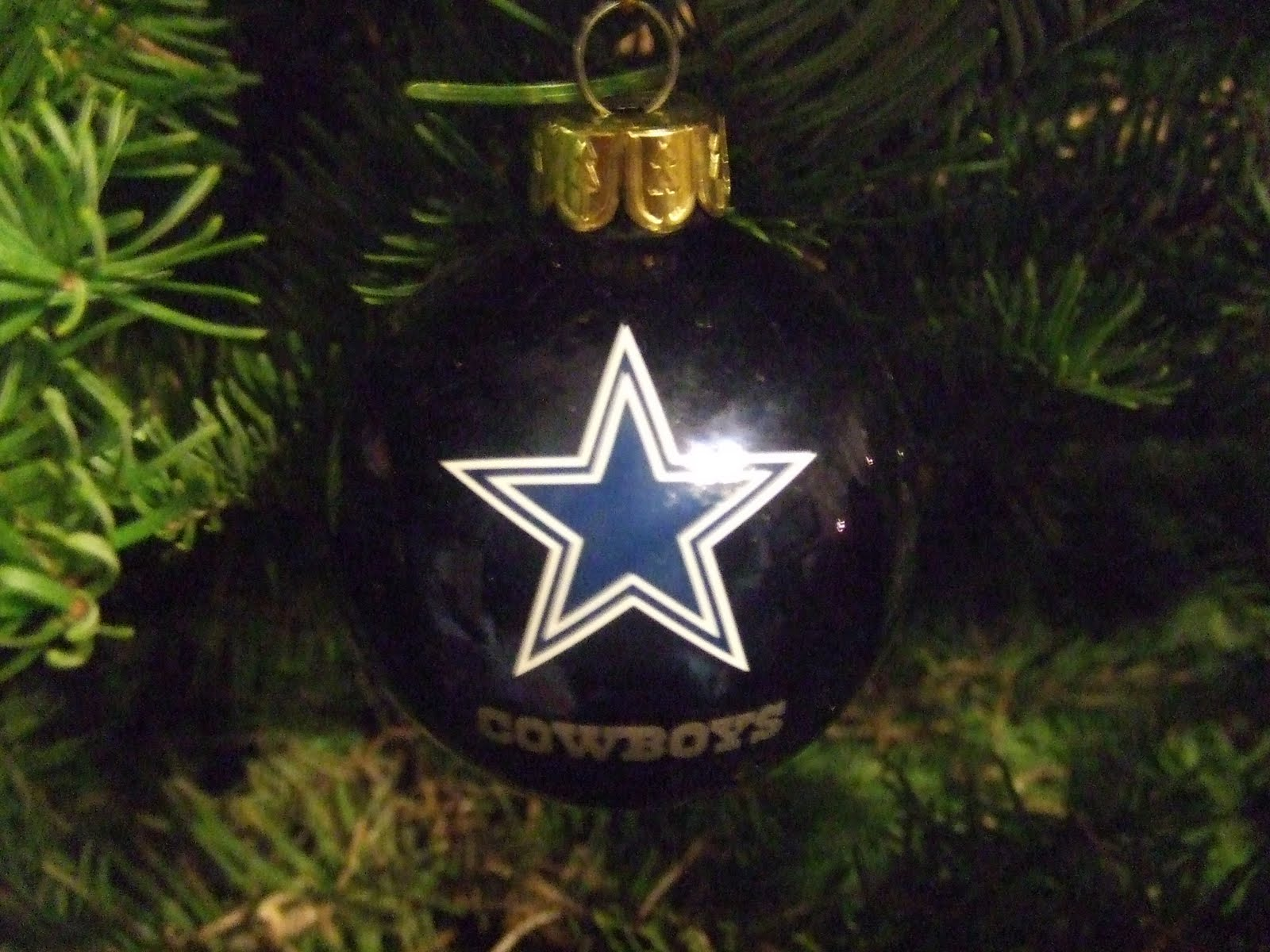 Dallas Cowboys Christmas Wallpapers - Wallpaper Cave