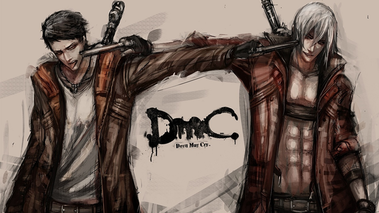 Dante Devil May Cry free Wallpapers (116 photos) for your desktop