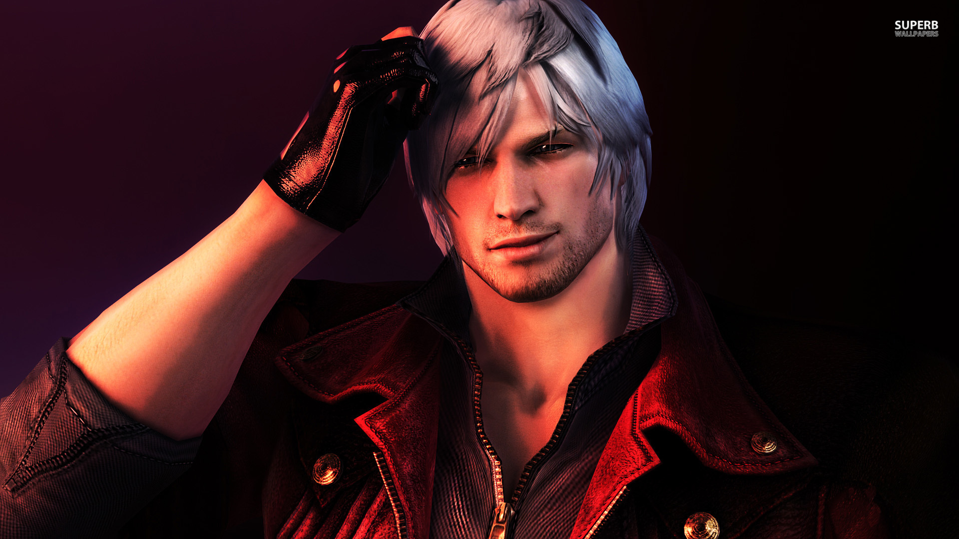 DmC Dante Haircut | Dante - Devil May Cry wallpaper 1920x1080