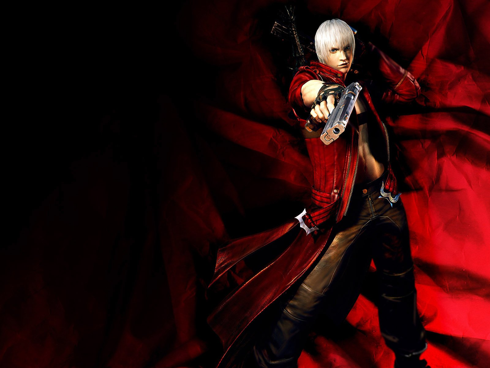 90 Devil May Cry HD Wallpapers | Backgrounds - Wallpaper Abyss