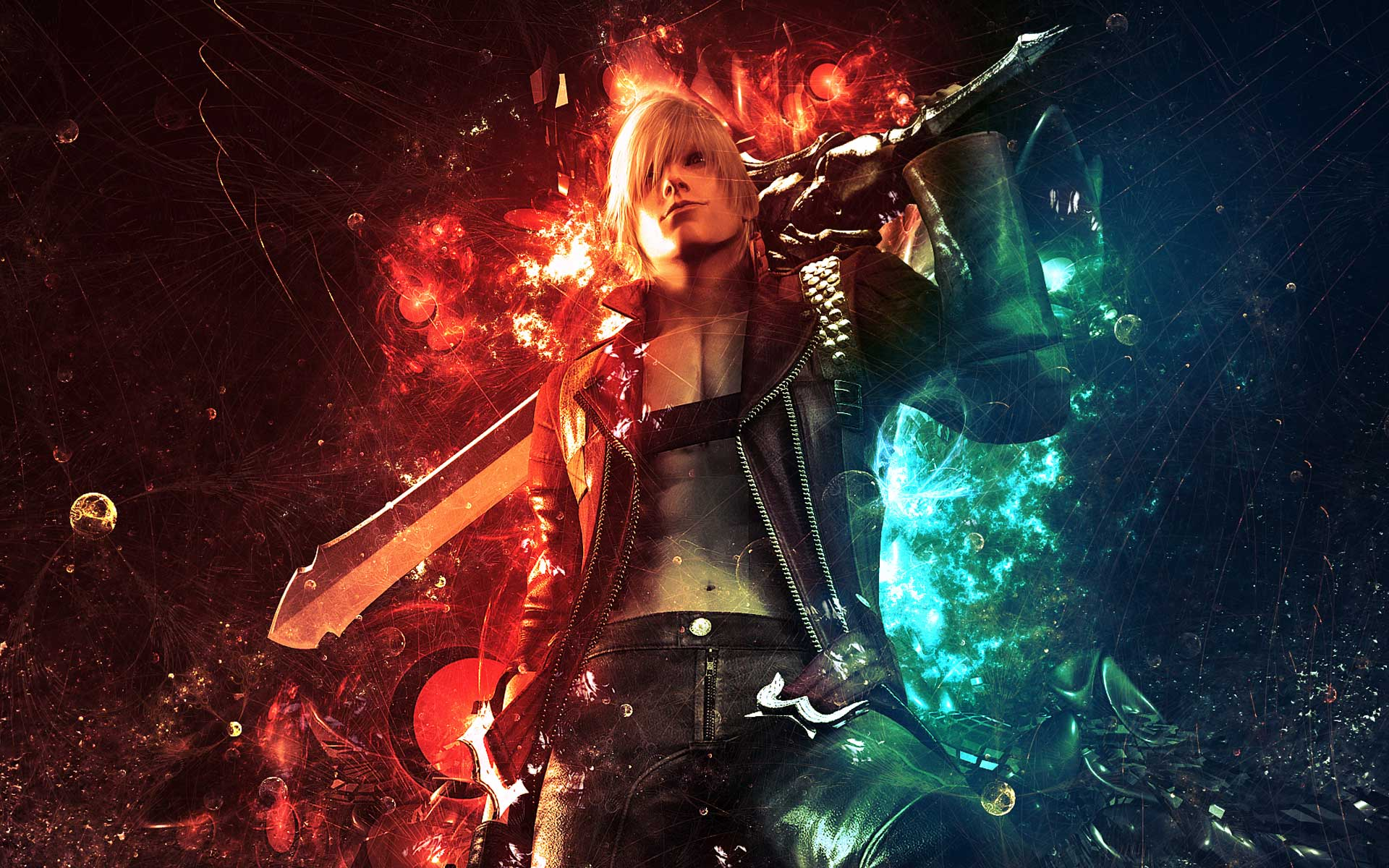 Dante Devil May Cry Wallpapers Group (72+)
