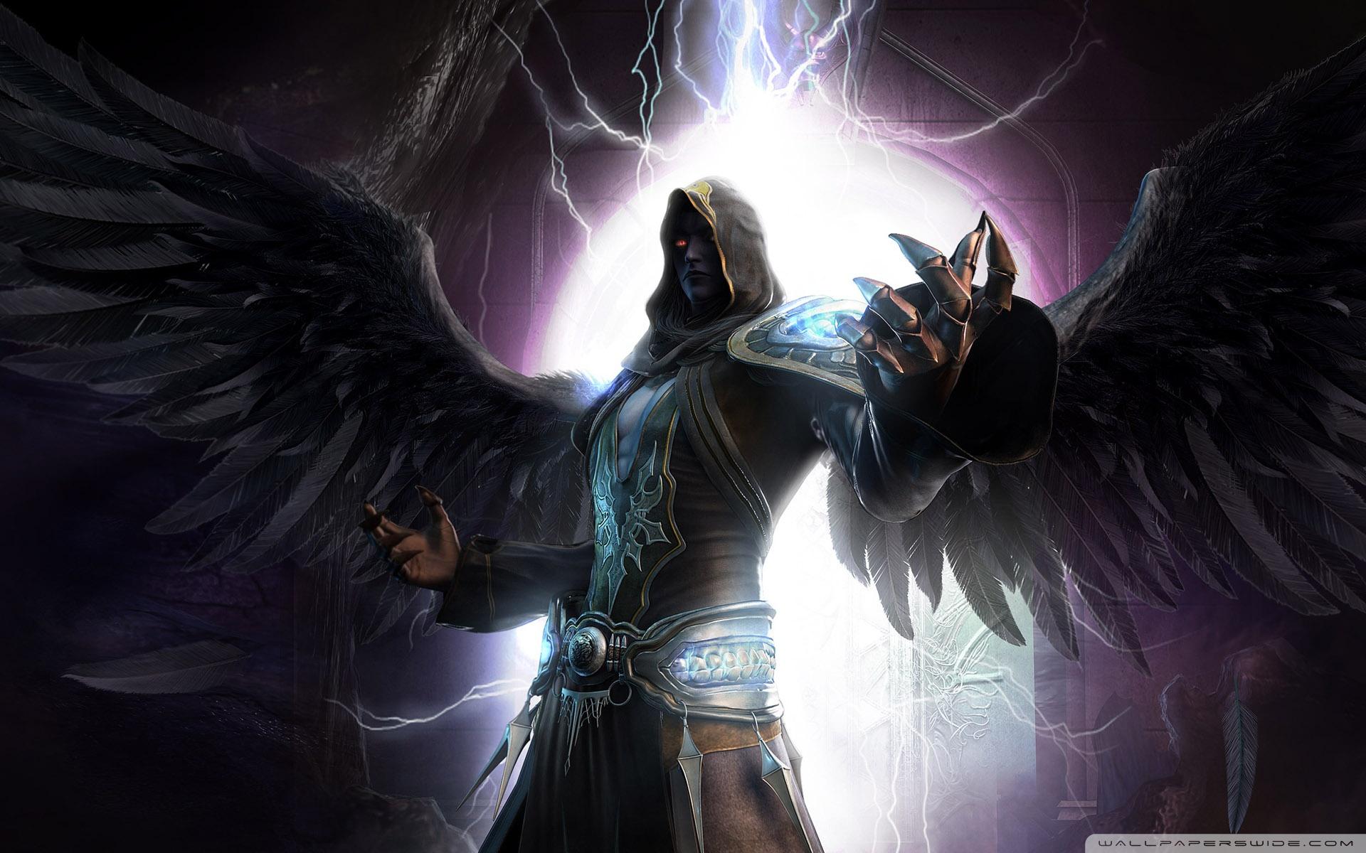 Dark Angel HD desktop wallpaper : High Definition : Fullscreen