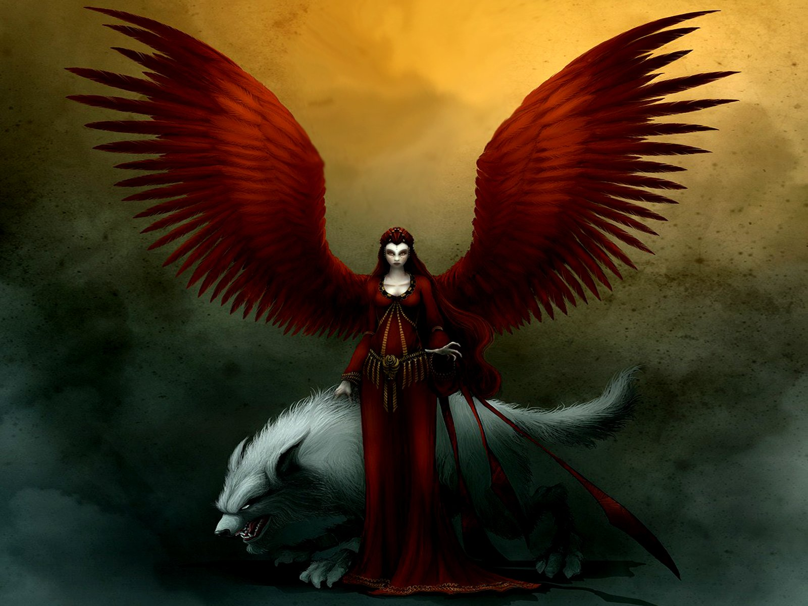 161 Angel HD Wallpapers | Backgrounds - Wallpaper Abyss