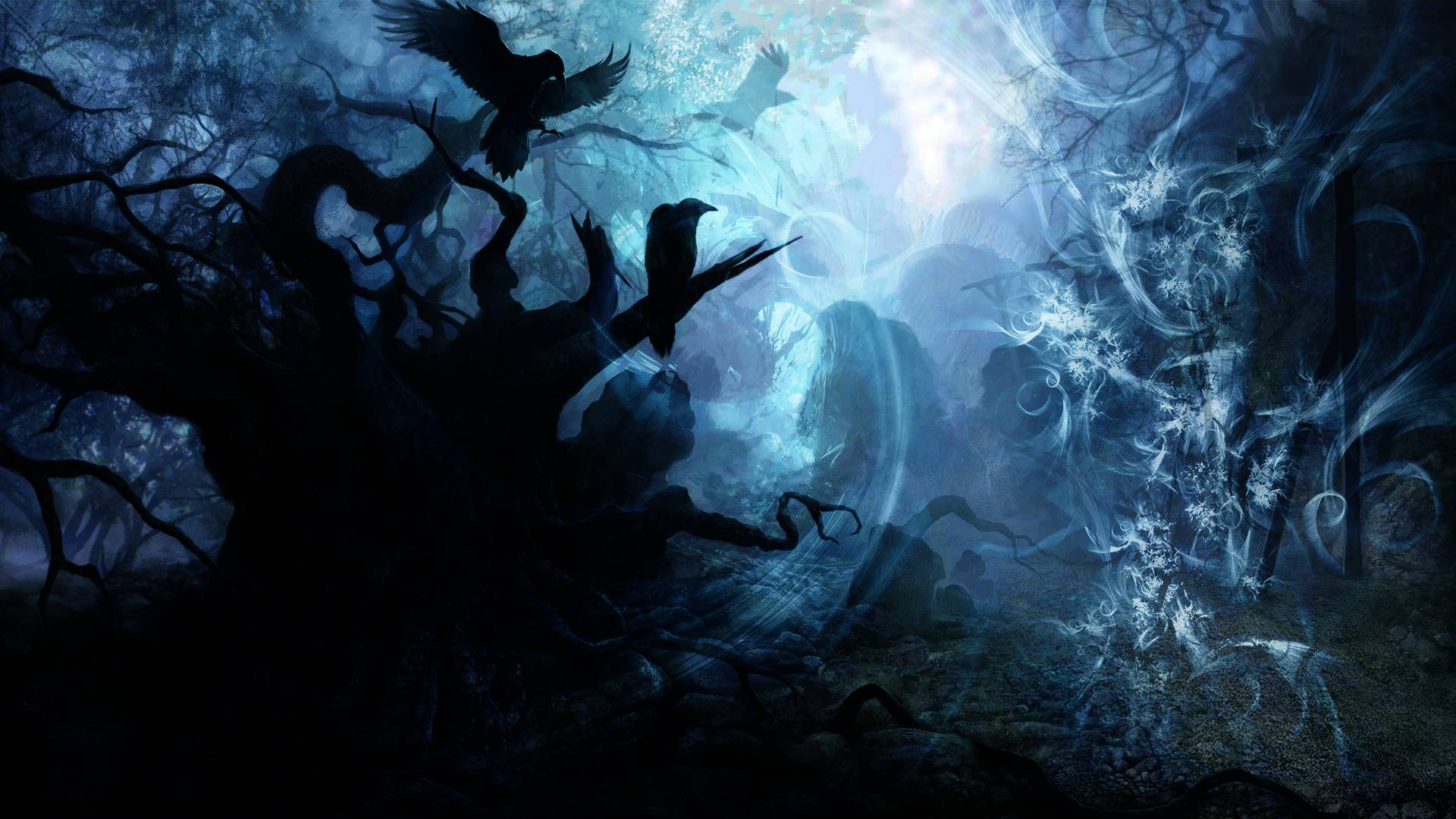 Dark Art Wallpapers - Wallpaper Cave