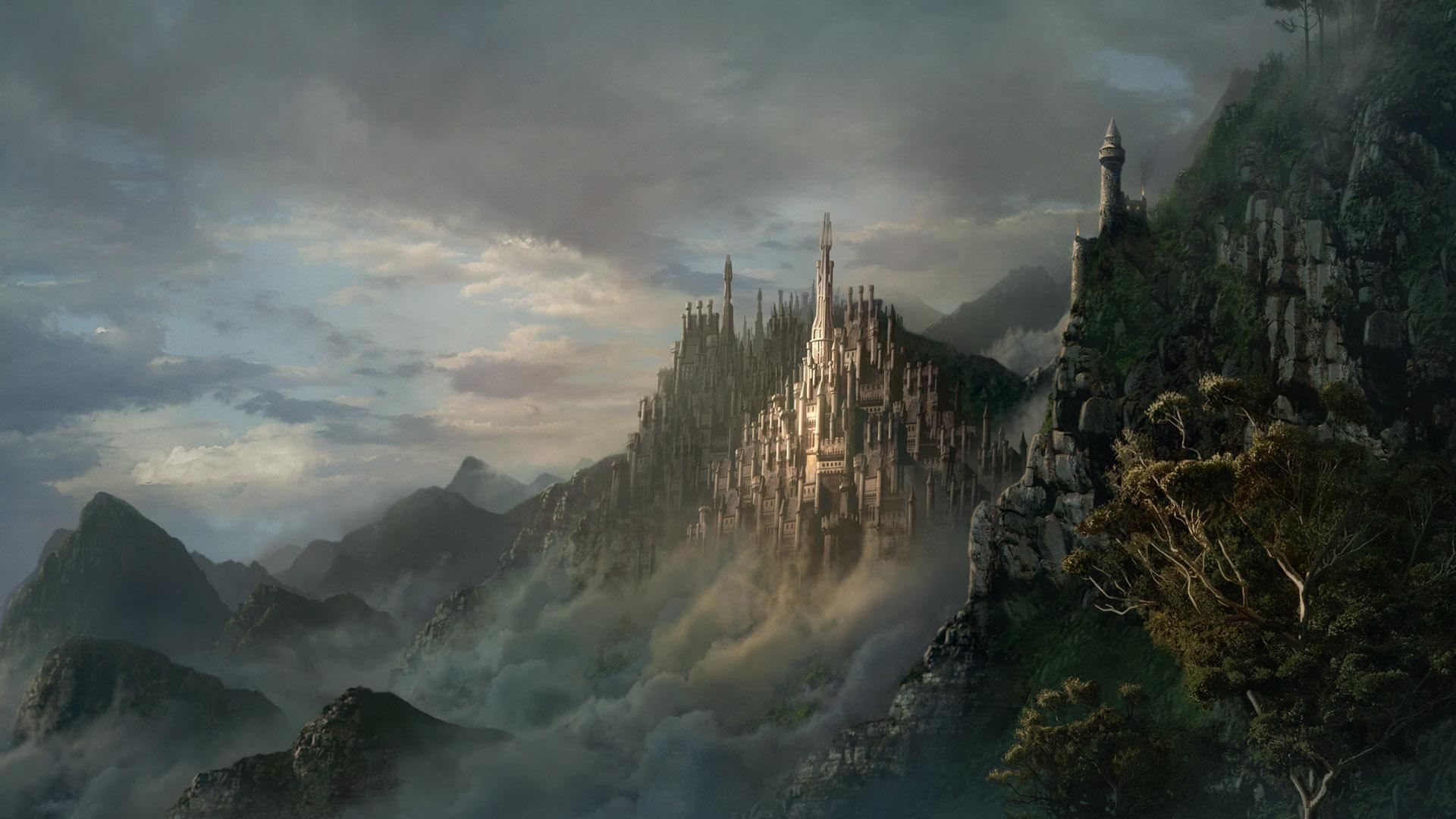 Dark Castle Backgrounds Group (56+)