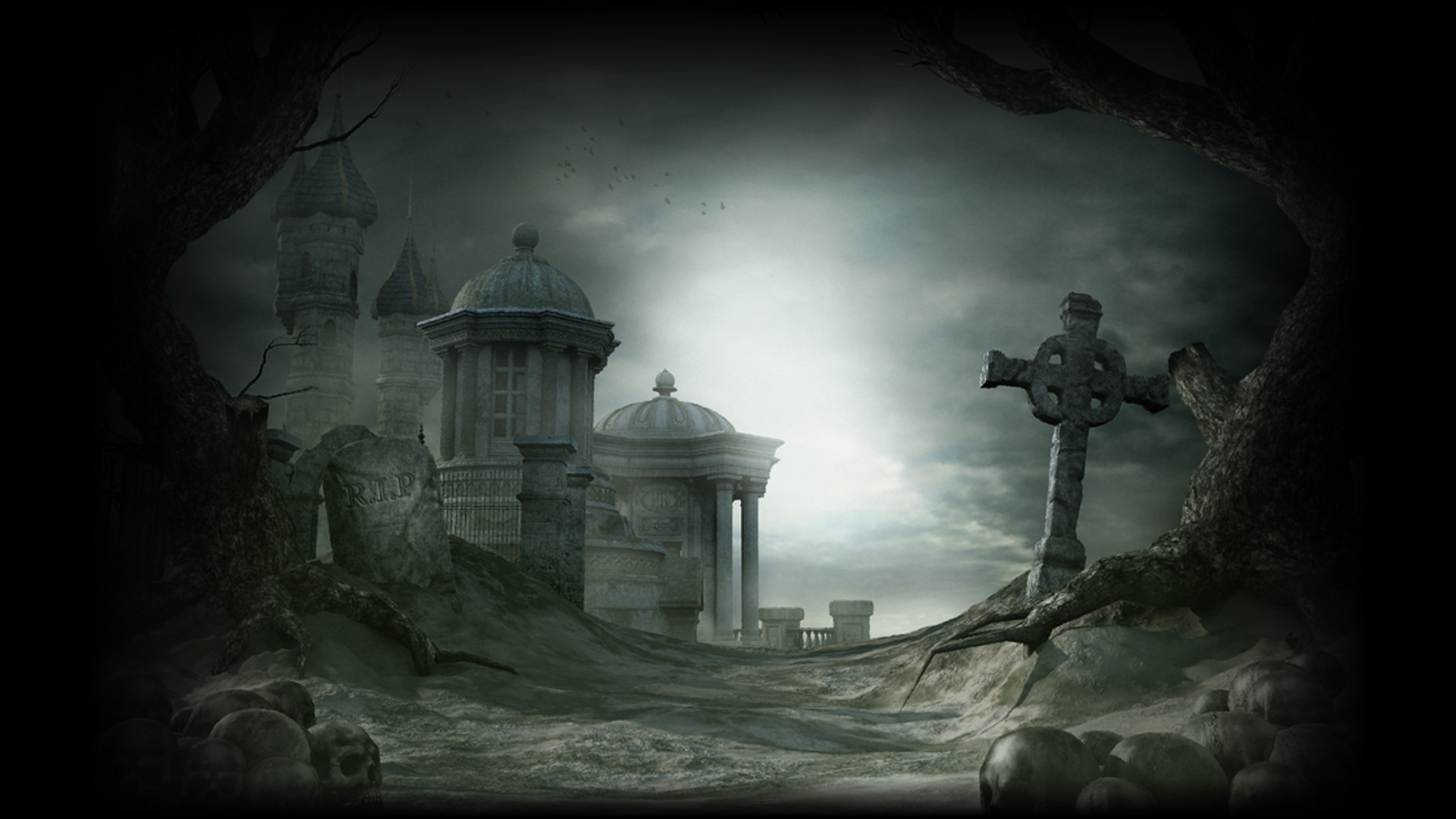 3 Lord Of The Dark Castle HD Wallpapers