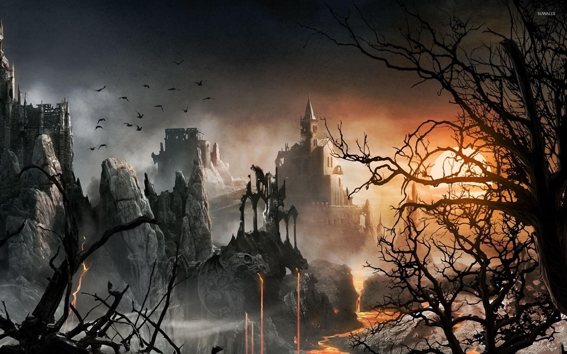 Dark Castle wallpaper - Game wallpapers - #38160