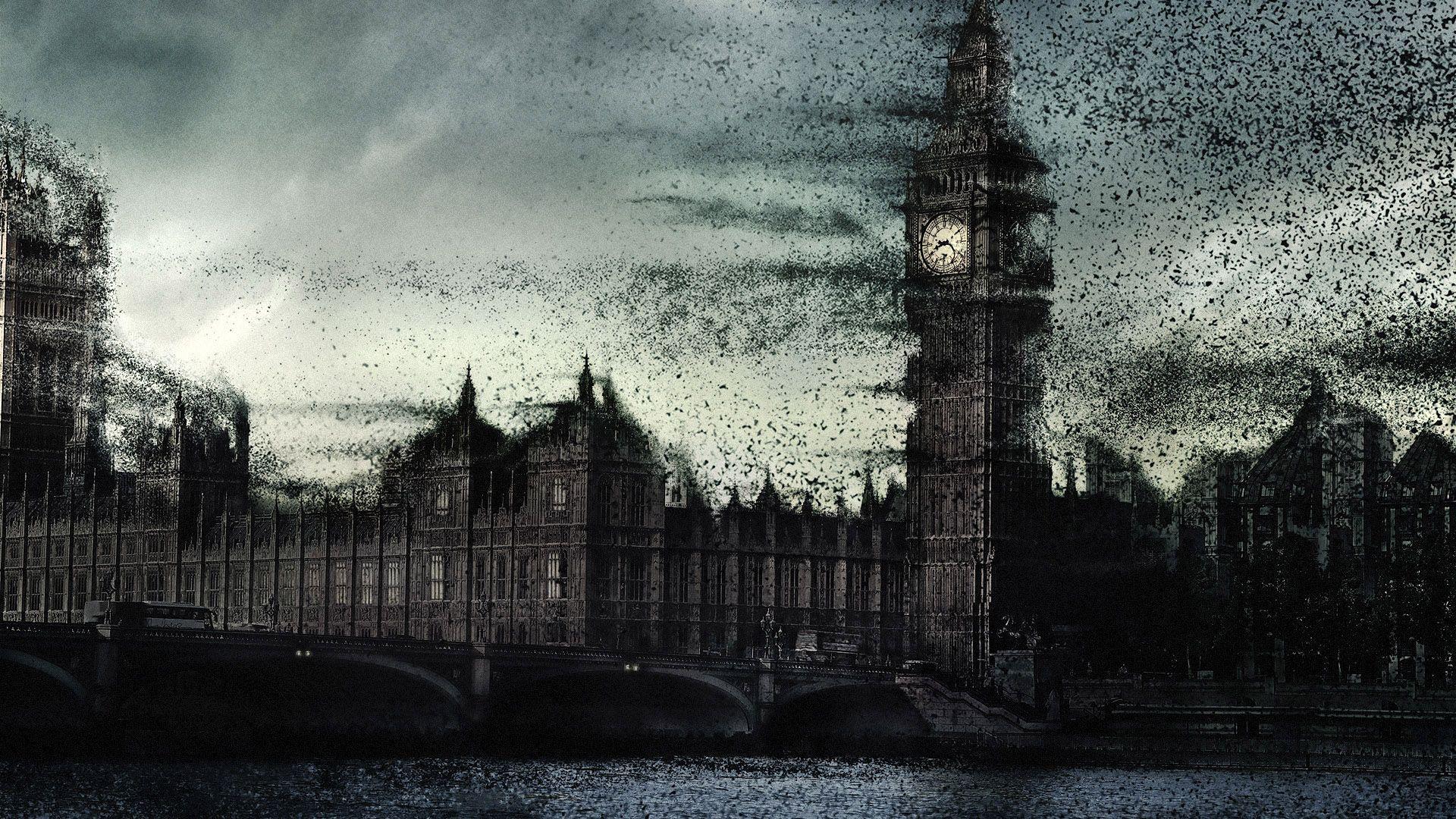 Dark City Backgrounds - Wallpaper Cave