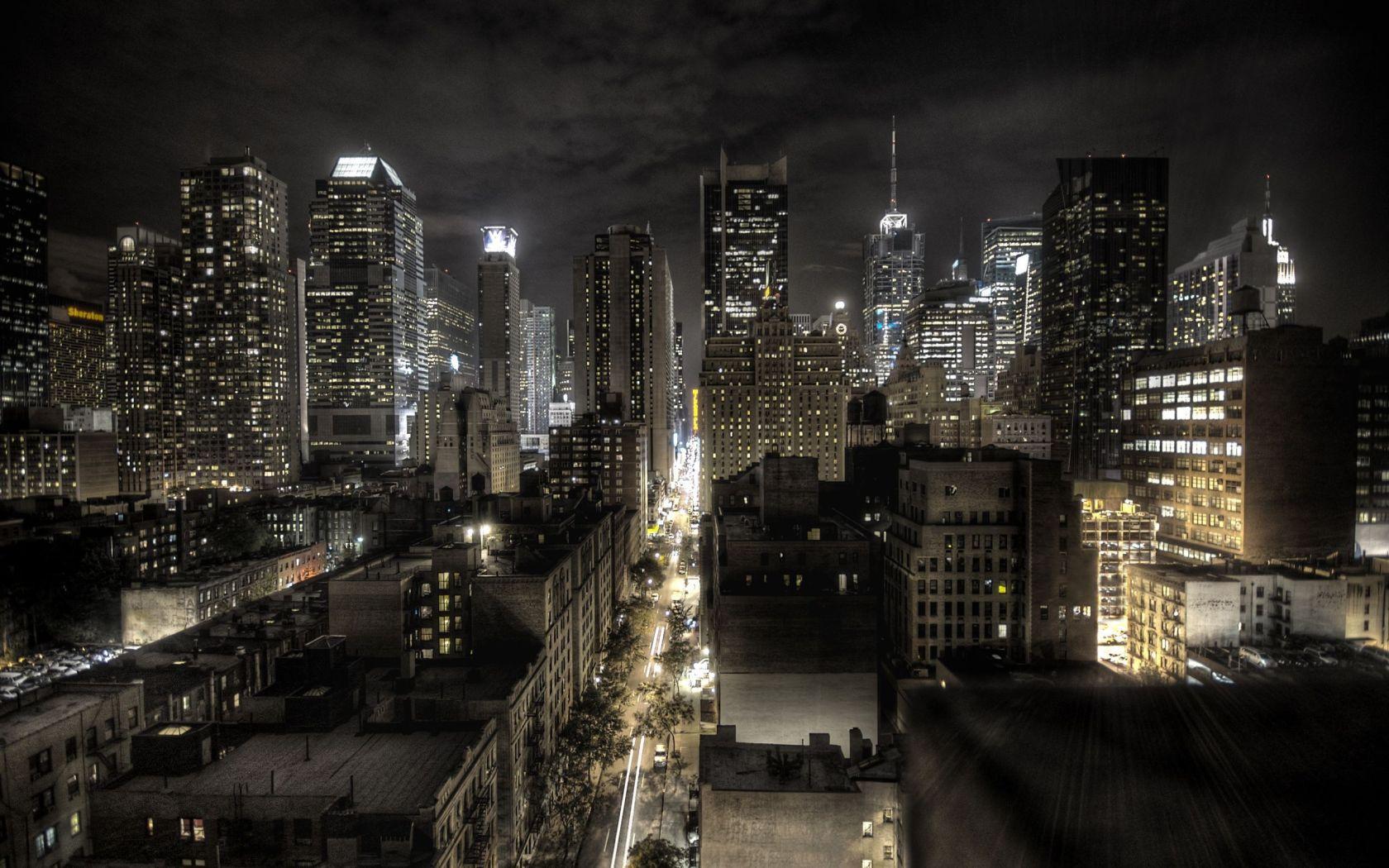 Fantastic Wallpapers Collection: Dark City Wallpapers, Dark City