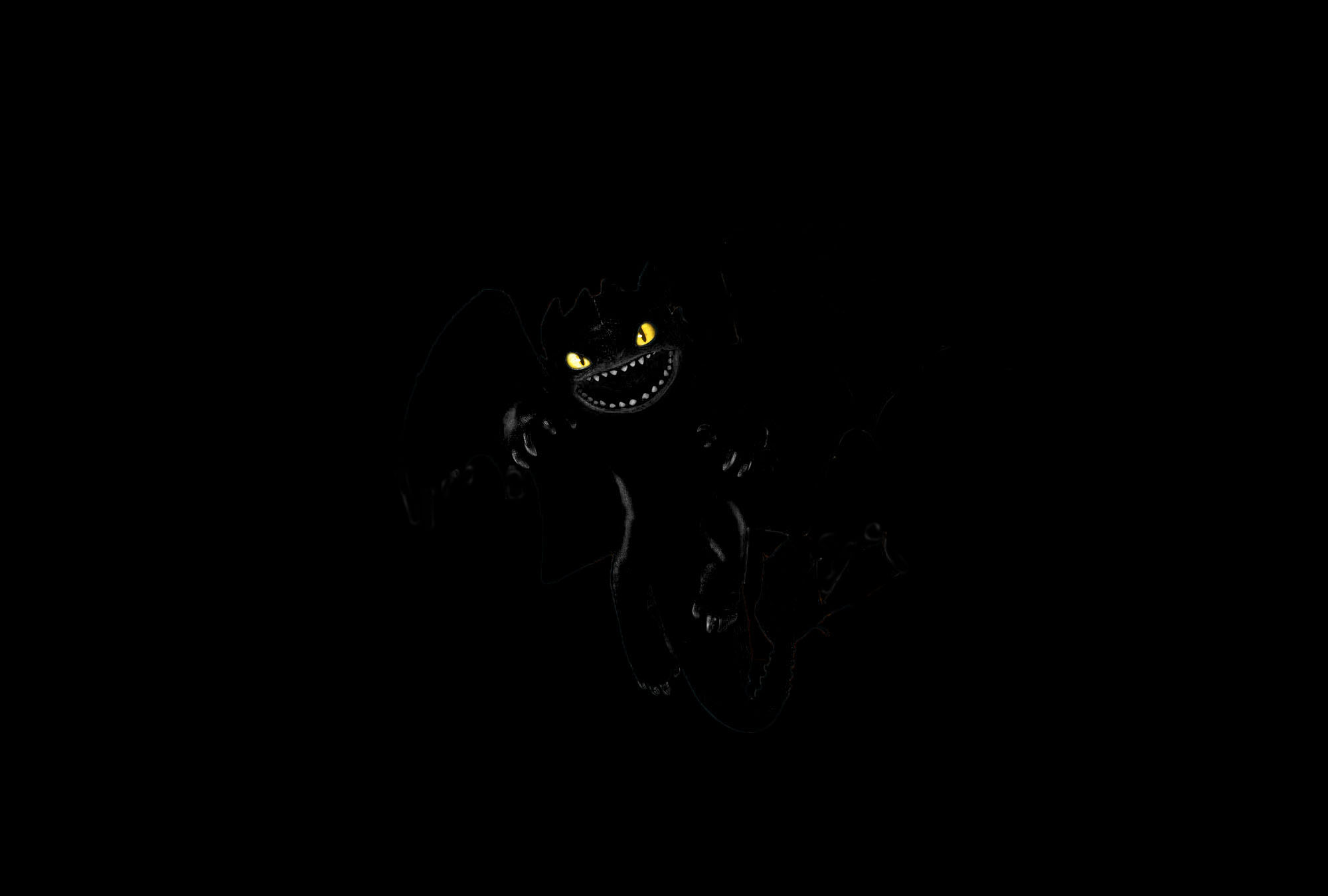 Dark Demon Wallpaper
