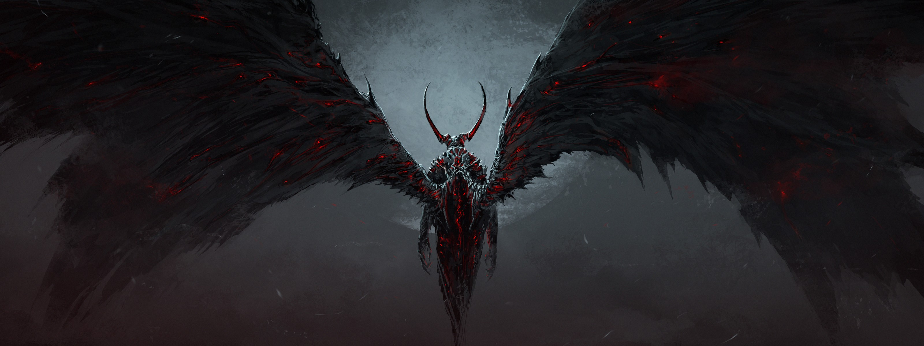 Dark Demon Wallpapers Group (87+)