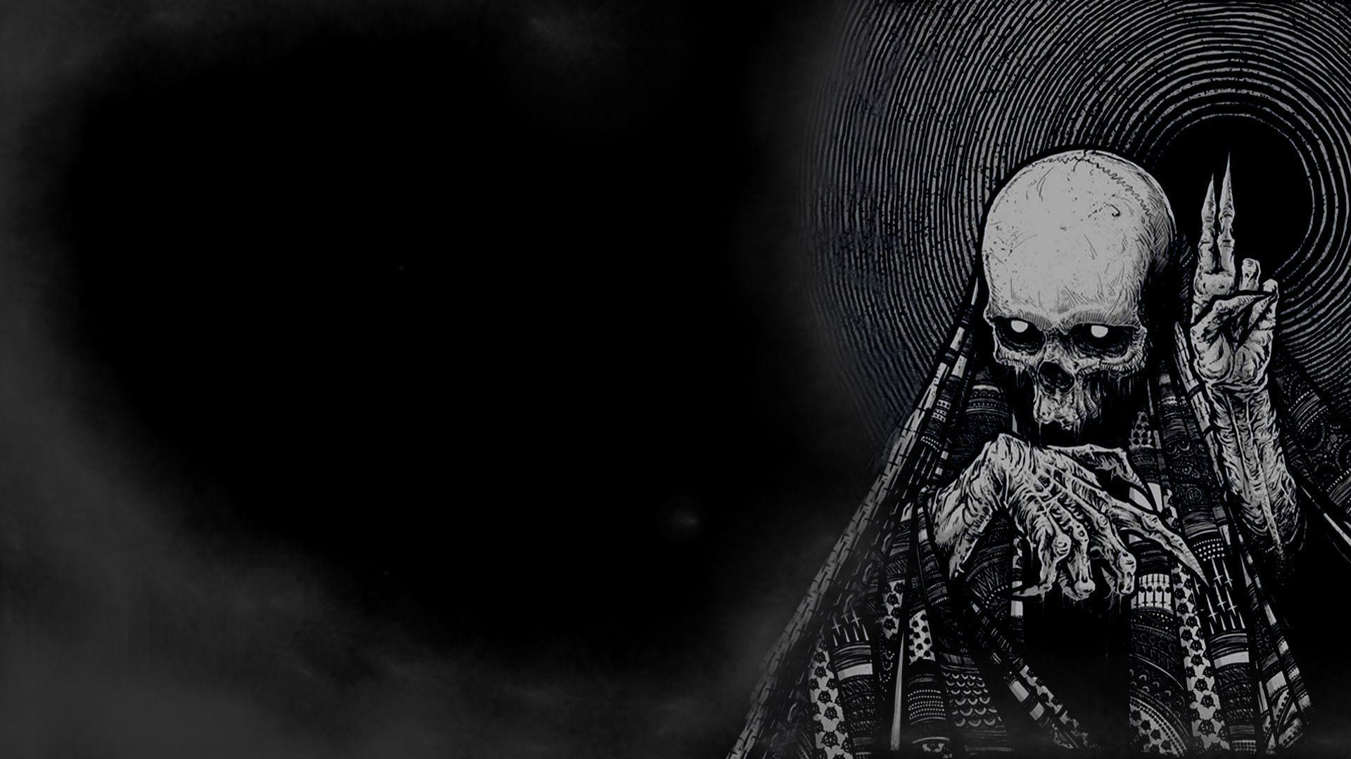 Dark Evil Wallpapers - Wallpaper Cave
