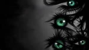 Dark Eye Wallpaper - Wallpapers Kid